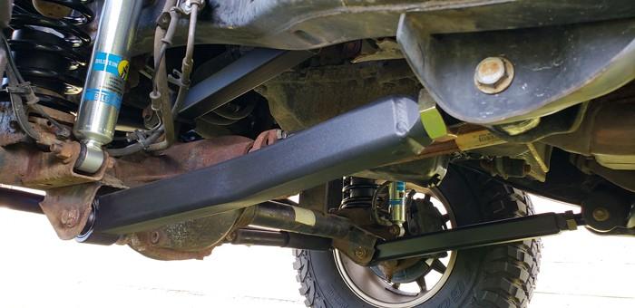 Adjustable Control Arms For JK/JKU