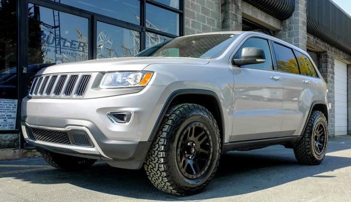 All-Season Tires For Jeep Grand Cherokee
