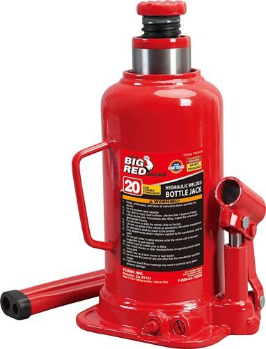 BIG RED T92003B Torin Hydraulic Welded Bottle Jack