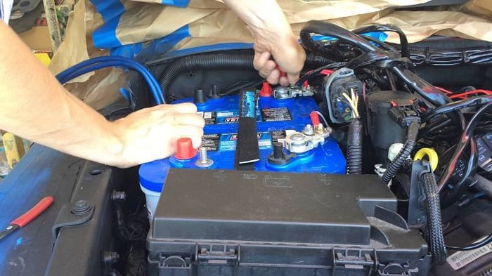Battery For Jeep Wrangler