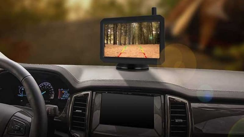 Best Backup Camera For Jeep Wrangler