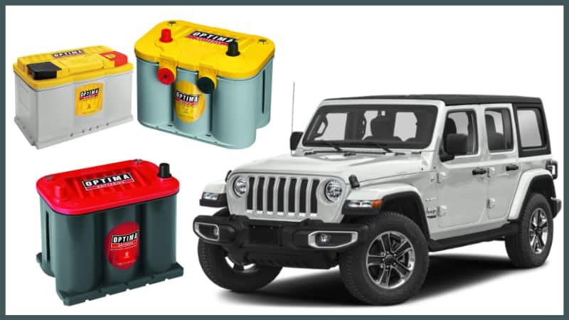 Best Battery For Jeep Wrangler