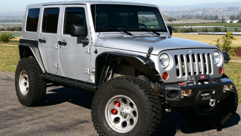 Best Brake Calipers For Jeep Wrangler