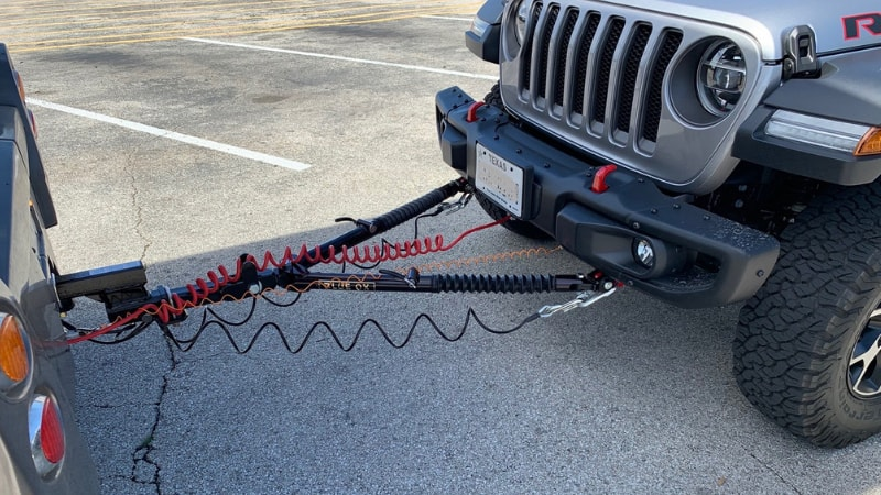 Best Tow Bar For Jeep Wrangler