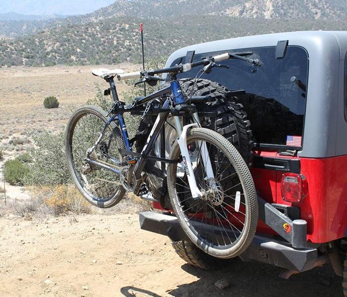 Bike Rack for Jeep Wrangler