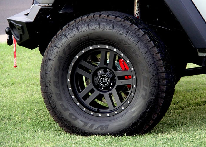 Brake Calipers For Jeep Wrangler