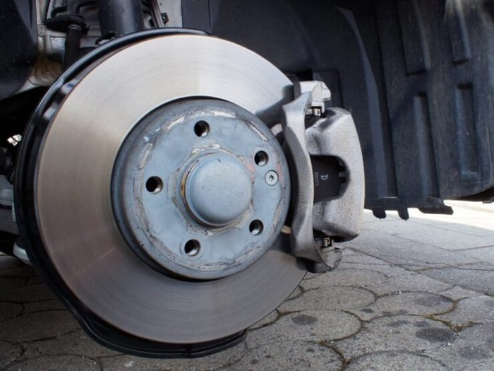 Brake Pads for Jeep Wrangler