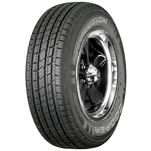 Cooper Evolution H/T All-Season 245/65R17 107T Tire