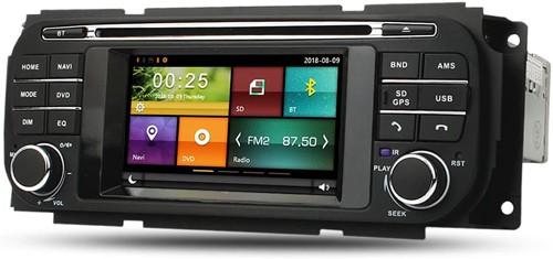Maxtrons Car DVD Player GPS Navigation Stereo