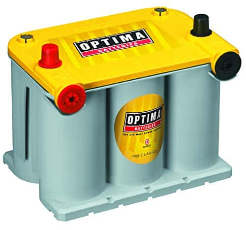 Optima 8042-218 D75/25 YellowTop Dual Purpose Battery