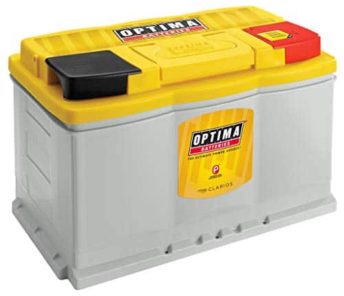 Optima DH6 YellowTop Dual Purpose Sealed AGM Battery