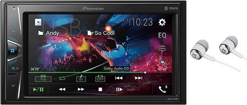 "Pioneer 6.2"" Double Din VGA Touchscreen Weblink Digital Media Receiver"