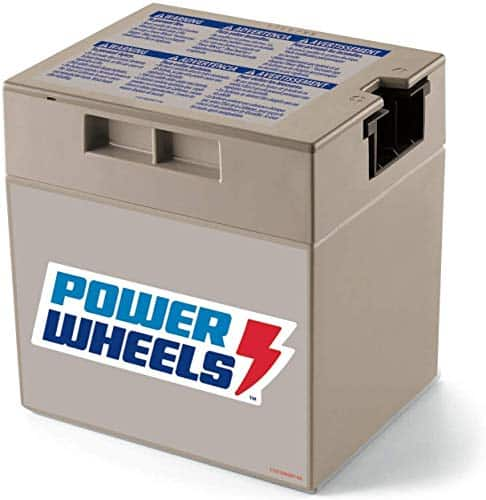 Power Wheels Rechargeable Replacement Battery