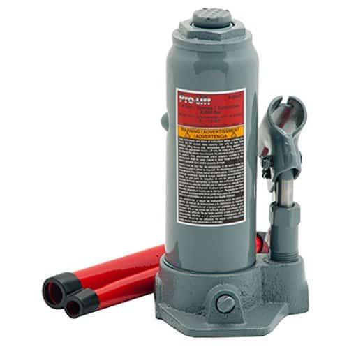 Pro-Lift B-004D Grey Hydraulic Bottle Jack