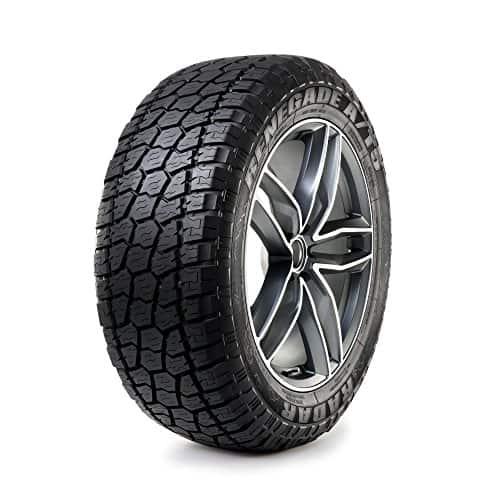 Radar Tires Renegade A/T5 All-Terrain Radial Tire