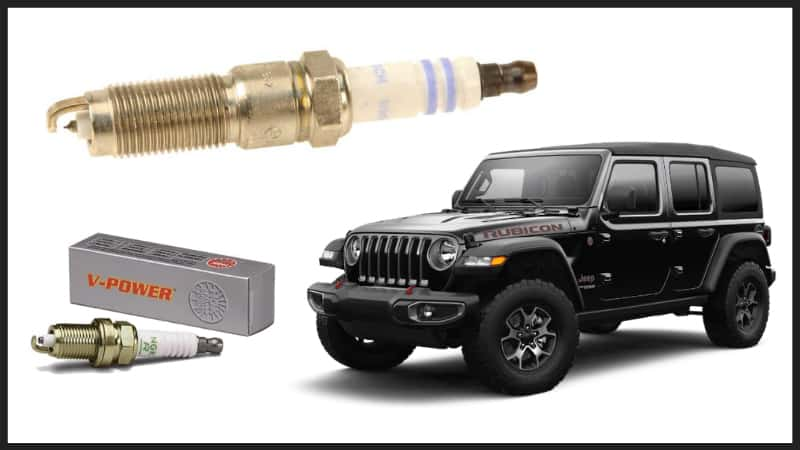 Best Spark Plugs For Jeep Wrangler