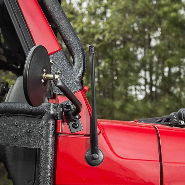 CB antenna for jeep wrangler
