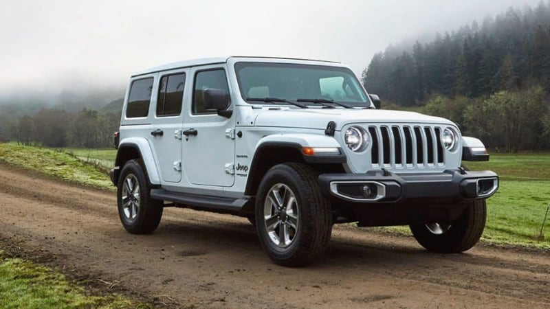 Effect of Jeep wranglers on the environment