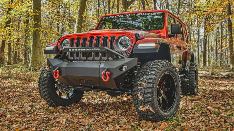 Is Lifting a Jeep Wrangler Easy, and What is Its Cost