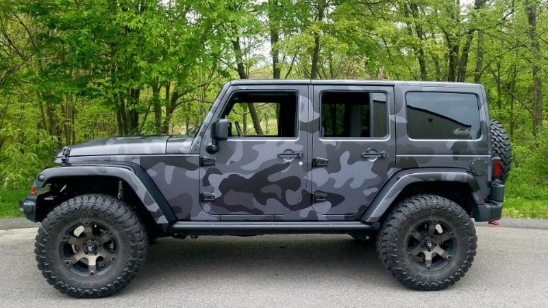 Is it Worth Having a Jeep Wrapped