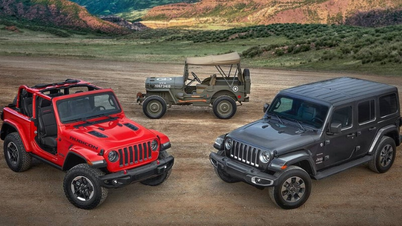 Jeep Wrangler Models That You Should Avoid