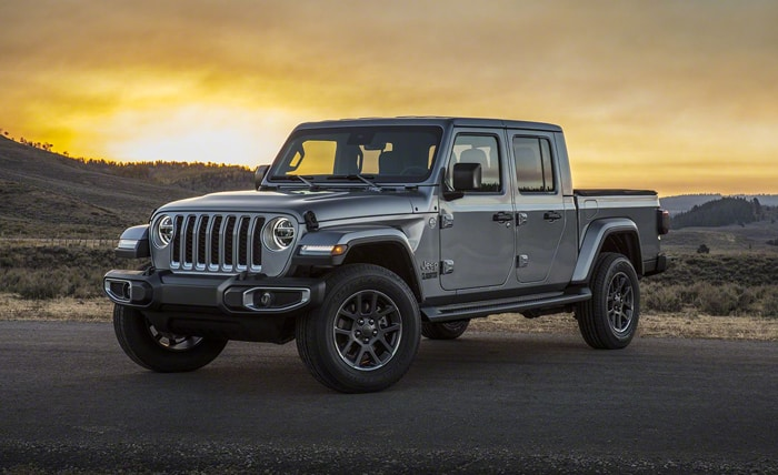 Jeep Wrangler considered a truck