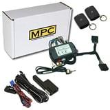 MPC 1-Button Remote Start for 2007-2018 Jeep Wrangler
