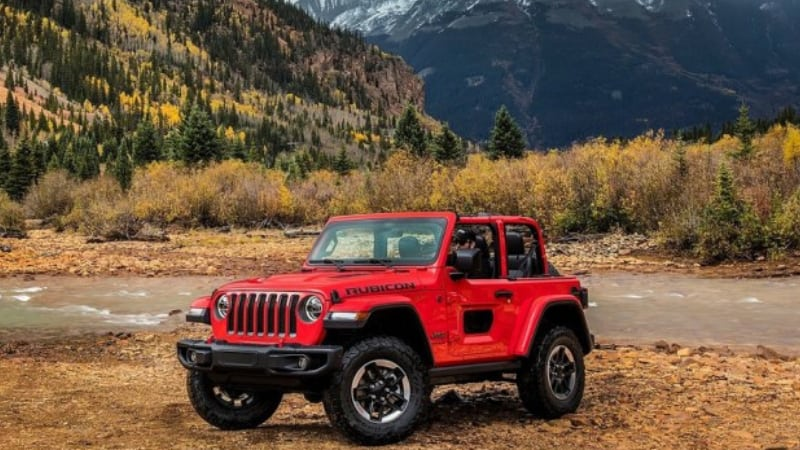 Maintaining your Jeep