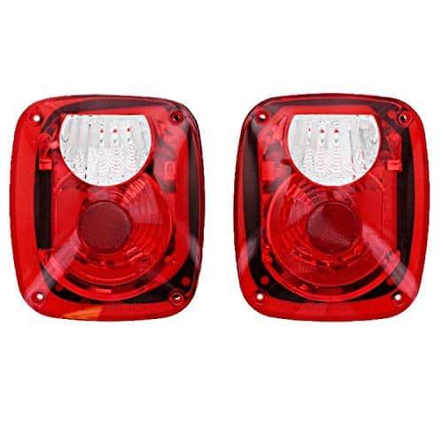 RAMPAGE 5307 TAIL LIGHT CONVERSION KIT