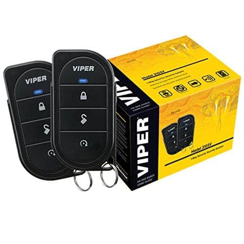 Viper 350 Plus 3105V 1-Way Car Alarm
