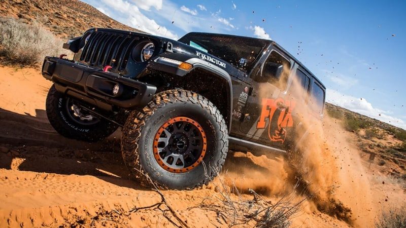 When should you Change your Shocks of Jeep Wrangler