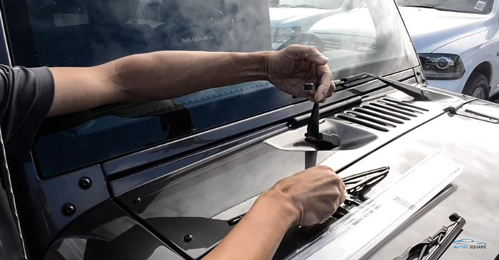 Windshield Wipers for Jeep Wrangler