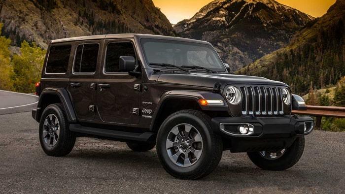 jeep wrangler a crossover