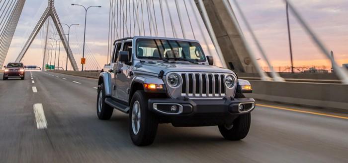 Comfort level of Jeep wranglers