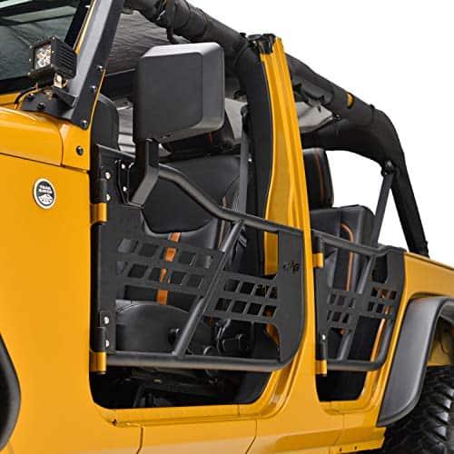 EAG SAFARI TUBULAR DOORS for Jeep Wrangler JK
