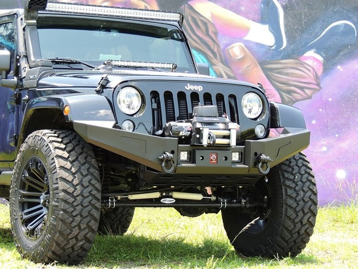 Equip it with a bumper