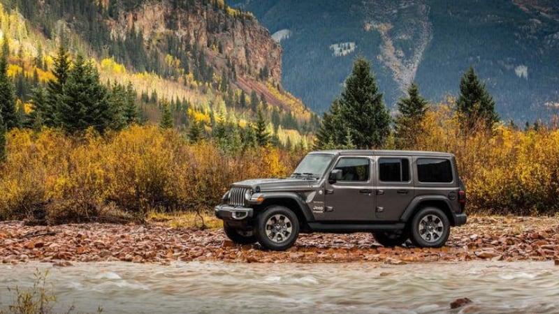 Jeep Wrangler Depreciation