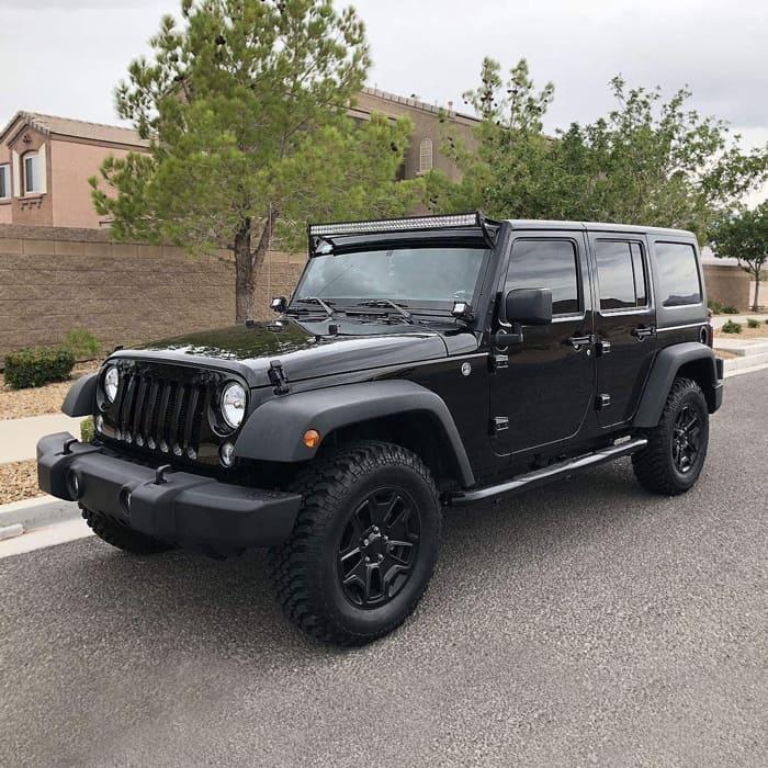 Light Bar For Jeep Wrangler