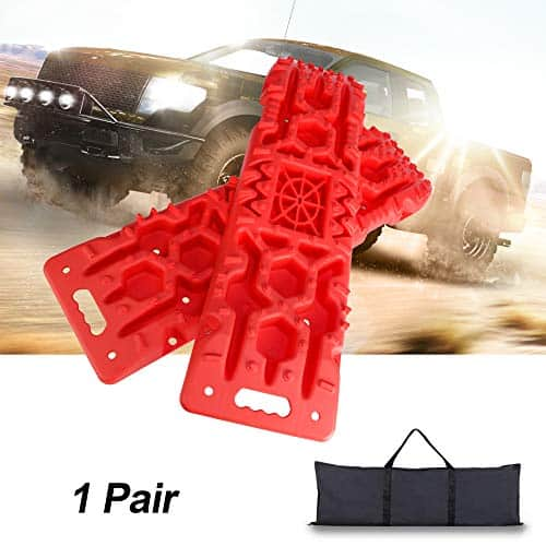 OFF-ROAD BOAR TRACTION BOARDS FOR JEEP WRANGLER