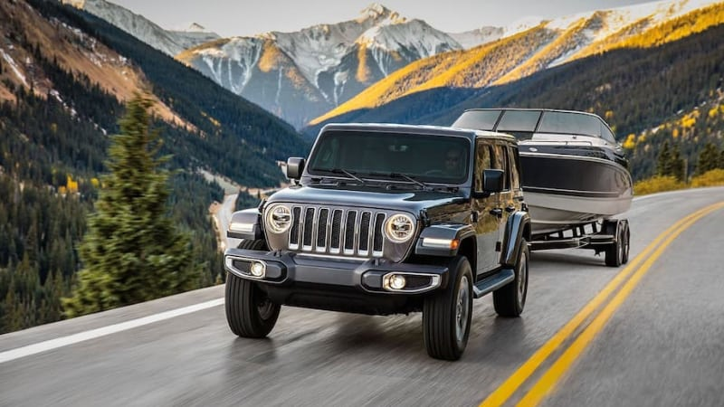 What Makes Jeep Wranglers Perfect For Road Trips