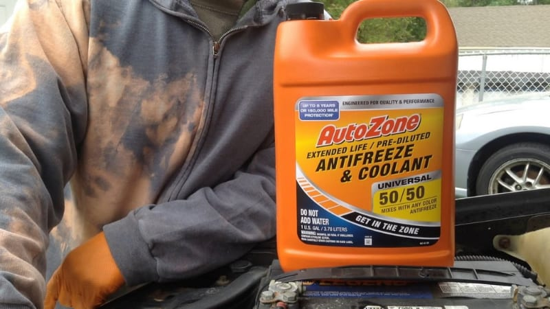The Perfect Coolant For Jeep Grand Cherokee