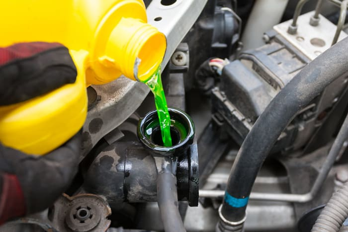 What is coolant